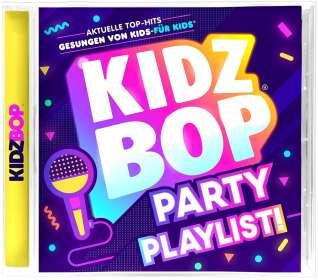 Kidz Bop Kids: Kidz Bop Party Playlist!, CD