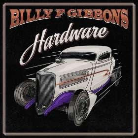 Billy F Gibbons (ZZ Top): Hardware, CD