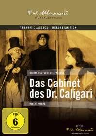 Robert Wiene: Das Cabinet des Dr. Caligari, DVD