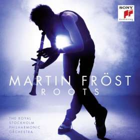 Martin Fröst - Roots, CD
