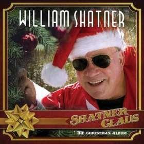 William Shatner: Shatner Claus: The Christmas Album, CD