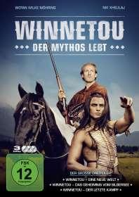 Philipp Stölzl: Winnetou - Der Mythos lebt, DVD