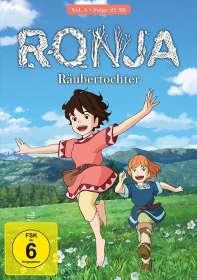 Goro Miyazaki: Ronja Räubertochter Vol. 4, DVD