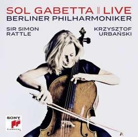 Sol Gabetta - Live, CD
