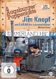 Manfred Jenning: Augsburger Puppenkiste: Jim Knopf und Lukas, der Lokomotivführer, DVD