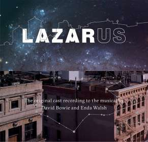 Lazarus (Original Cast Recording), CD