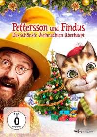 Ali Samadi Ahadi: Pettersson & Findus: Das schönste Weihnachten überhaupt, DVD
