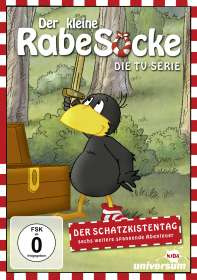 Der kleine Rabe Socke - Die TV-Serie DVD 10, DVD