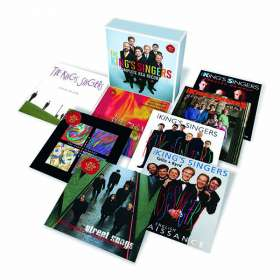 The King's Singers - The Complete RCA Recordings, CD
