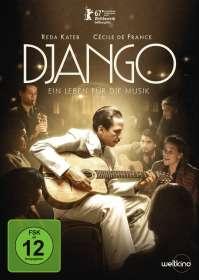 Etienne Comar: Django - Ein Leben für die Musik, DVD