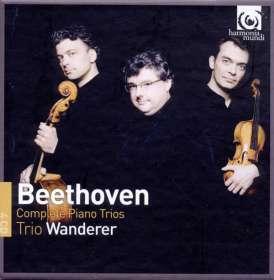 Ludwig van Beethoven (1770-1827): Klaviertrios Nr.1-11, CD