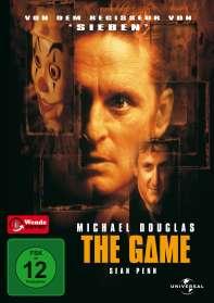 David Fincher: The Game, DVD