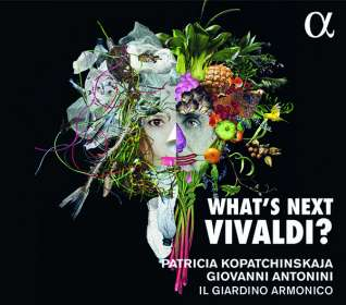 Patricia Kopatchinskaja - What's Next Vivaldi?, CD