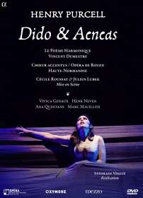 Henry Purcell (1659-1695): Dido & Aeneas, DVD