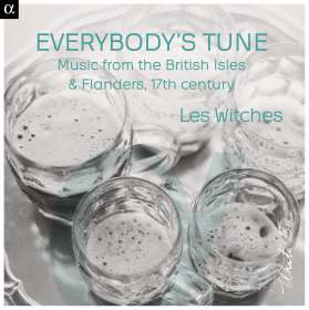Les Witches - Everybody's Tune, CD