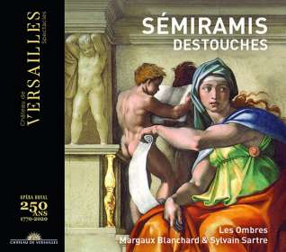 Andre Cardinal Destouches (1672-1749): Semiramis, CD