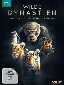 Nick Lyon: Wilde Dynastien - Die Clans der Tiere, DVD