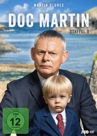 Charlie Palmer: Doc Martin Staffel 9, DVD