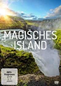 Jan Haft: Magisches Island, DVD