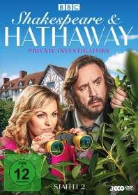 Paul Gibson: Shakespeare & Hathaway Staffel 2, DVD