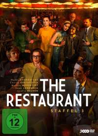 Harald Hamrell: The Restaurant Staffel 3, DVD