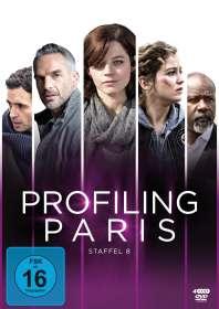 Chris Briant: Profiling Paris Staffel 8, DVD