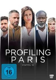 Chris Briant: Profiling Paris Staffel 10, DVD