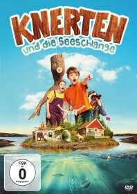 Tove Undheim: Knerten und die Seeschlange, DVD
