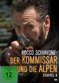 Rocco Schiavone Staffel 4, DVD