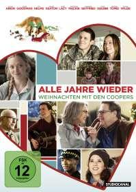 Jessie Nelson: Alle Jahre wieder - Weihnachten mit den Coopers, DVD