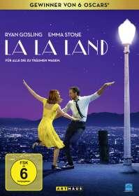 Damien Chazelle: La La Land, DVD