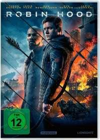 Otto Bathurst: Robin Hood (2018), DVD