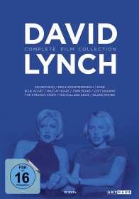 David Lynch: David Lynch (Complete Film Collection), DVD