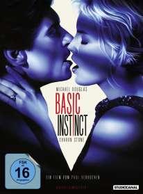Paul Verhoeven: Basic Instinct (Special Edition), DVD