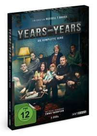Simon Cellan Jones: Years & Years (Komplette Serie), DVD