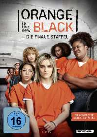Orange is the New Black Staffel 7 (finale Staffel), DVD