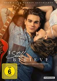 Andrew Erwin: I Still Believe, DVD