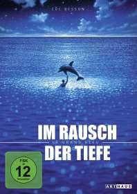 Luc Besson: Im Rausch der Tiefe, DVD