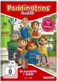 Chris Drew: Paddingtons Abenteuer Staffel 1, DVD
