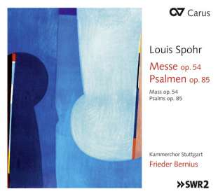 Louis Spohr (1784-1859): Messe op.54, CD