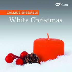 Calmus Ensemble - White Christmas (Best of Christmas Carols), CD
