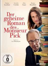 Remi Bezancon: Der geheime Roman des Monsieur Pick, DVD