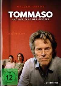 Abel Ferrara: Tommaso und der Tanz der Geister, DVD
