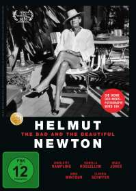 Gero von Boehm: Helmut Newton - The Bad and the Beautiful, DVD