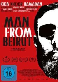 Christoph Gampl: Man from Beirut, DVD