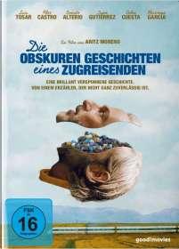 Aritz Moreno: Die obskuren Geschichten eines Zugreisenden, DVD