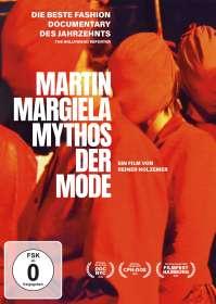 Reiner Holzemer: Martin Margiela - Mythos der Mode (OmU), DVD