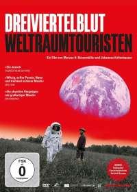 Marcus H. Rosenmüller: Dreiviertelblut - Weltraumtouristen, DVD