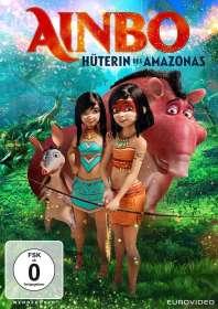 Jose Zelada: AINBO - Hüterin des Amazonas, DVD