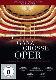 Toni Schmid: Ganz grosse Oper - Vorhang auf für eine Liebeserklärung (Blu-ray & DVD), BR